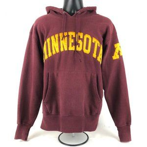 Champion Reverse Weave Minnesota Hoodie Sweatshirt
